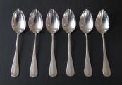 Šest stříbr