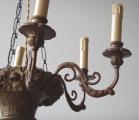 Biedermeierový dřevěný lustr s řetězem (5).JPG
