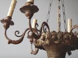 Biedermeierový dřevěný lustr s řetězem (6).JPG