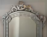 Benátské broušené zrcadlo (2).JPG