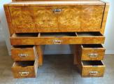 Psací stůl s výsuvnou psací deskou - Pozdní Biedermeier (5).JPG