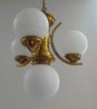 Mosazný lustr s tubusem a třemi rameny (2).JPG