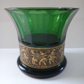 Miska ze smaragdového skla - Moser (1).JPG