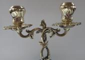 Párové svícny z bílého a žlutého kovu (5).JPG