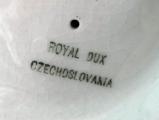 Obnažená tanečnice s karmínovou látkou - Dux, Elly Strobach (7).JPG