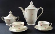 Přátelský porcelánový kávový servis - Anton Weidl, Gloria (1).JPG