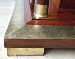 Secesní rozkládací stůl v mahagonu (5).JPG
