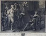 Johann Gotthard von Müller - Alexandr a Apeles (2).JPG
