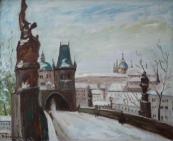 Emanuel Hosperger - Karlův most