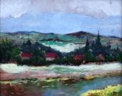 Emil Sedláček - U řeky