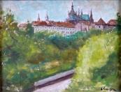 Emanuel Hosperger - Pražský Hrad