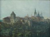 Friedrich Krampf - Pražský hrad