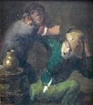 dle Adriaena Brouwera - Rvačka