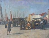 Jaroslav Svoboda - V přístavu na trhu