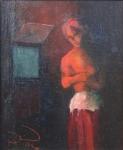 Dívka u okénka