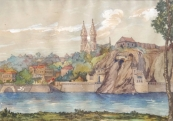 S.G. Maran - Pohled na Vyšehrad