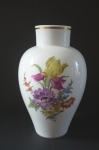 Váza s květinami - Míšeň