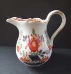 Jug decorated with Indian flowers - Meissen