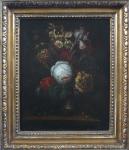 Barokní květinové zátiší