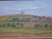 F. Hanuš Hérink - Větrný mlýn