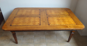 Classicist large table reduced