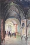 František J. Kraus - V kostele