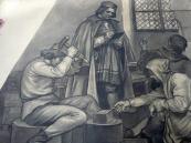 František Urban - Ražba mincí, Vlašský dvůr Kutná
