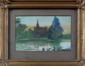 Jean Hamelin - Parc et Chateau de Seinna