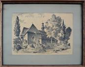 Otto Reinhardt - Plzeň, hřbitov Sv. Mikuláše