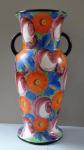 Váza s pestrými květy - Klenčí ?