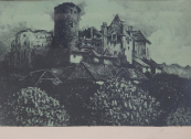 Ferdinand Engelmüller - Hrad