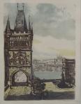 Vladislav Röhling - Staroměstská mostecká věž