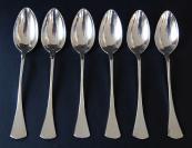 Šest stříbrných lžic - Československo