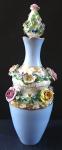 Váza s květy a zátkou - Vídeň 1844