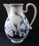 Teapot with blue decor - Vienna 1789