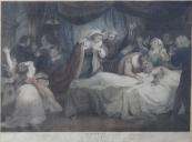 John Opie - Scéna z Romea a Julie