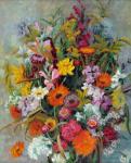 Věra Havlíková - Směs květů