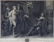 Johann Gotthard von Müller - Alexandr a Apeles