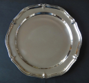 Kulatý stříbrný tác se sklem (2).JPG
