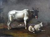 Langmayer - Pasáčci s býkem, kozlem a ovečkou (4).JPG