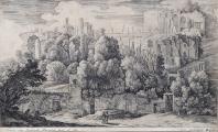 Herman van Swanevelt - Ruiny antického amfiteátru (2).JPG