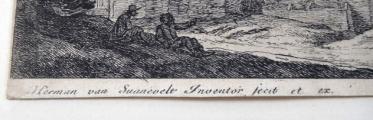 Herman van Swanevelt - Ruiny antického amfiteátru (4).JPG