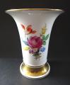 Váza s květinami a zlacením - Míšeň (1).JPG