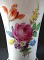 Váza s květinami a zlacením - Míšeň (4).JPG