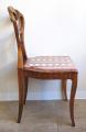 Čtyři židle s vějíři - Biedermeier (3).JPG