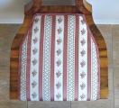 Čtyři židle s vějíři - Biedermeier (5).JPG