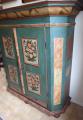 Malovaná skříň Chebsko a Loketsko - datovaná 1765 (3).JPG