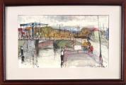 Václav F. Ulšmíd - Most v přístavu (1).JPG