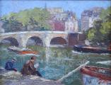 Pavel Raszka - Paříž, Seina (2).JPG