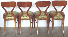 Čtyři židle, Biedermeier - Vídeň (2).JPG